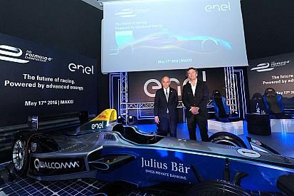 L'italiana ENEL è il nuovo Global Power Partner della F.E