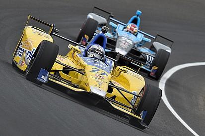 Prudence chez Andretti malgré de bons débuts