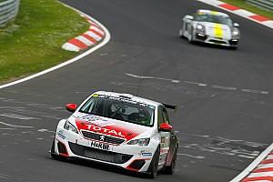 Victoire de classe sur la Nordschleife pour la Peugeot 308 du Loeb Racing