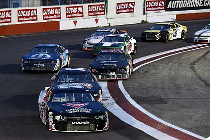 Début de la saison 2016 de la série NASCAR Pinty's