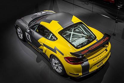 La Ebimotors schiera due vetture nel Cayman GT4 Trophy Italia