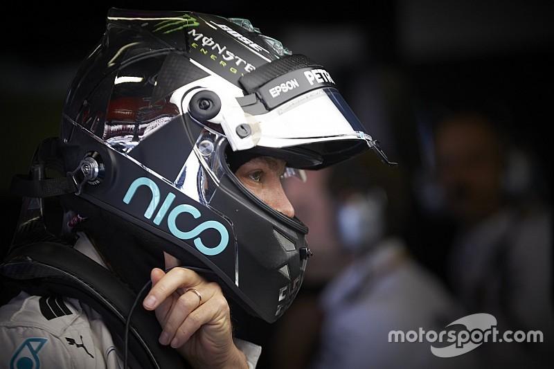 Rosberg não nega rumor envolvendo interesse da Ferrari