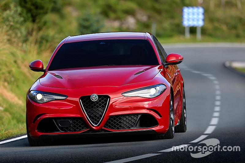 Alfa Romeo werkt aan autonoom systeem voor nieuwe Giulia