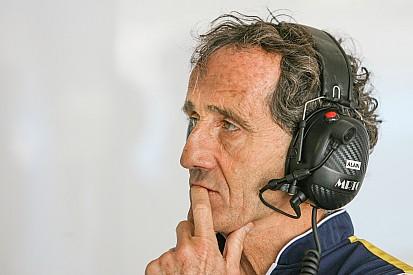"Prost vê ""acidente de corrida"" entre Rosberg e Hamilton"