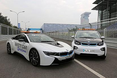 """Sarà la BMW i il """"title sponsor"""" dell'ePrix di Berlino"""