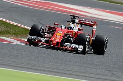 バルセロナF1テスト初日:ベッテルが最速タイム