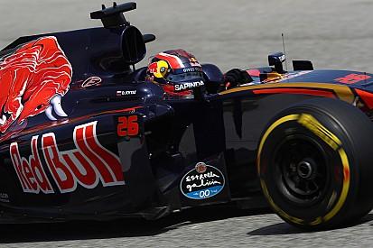 """Kvyat a besoin de """"personnaliser"""" sa Toro Rosso"""