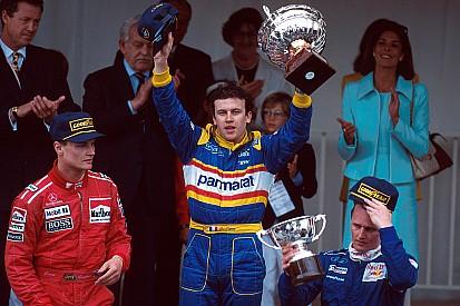 19 mai 1996 - La mémorable victoire d'Olivier Panis à Monaco