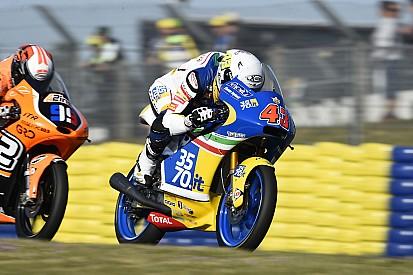 Il 3570 Team Italia spera in un passo avanti nella gara di casa