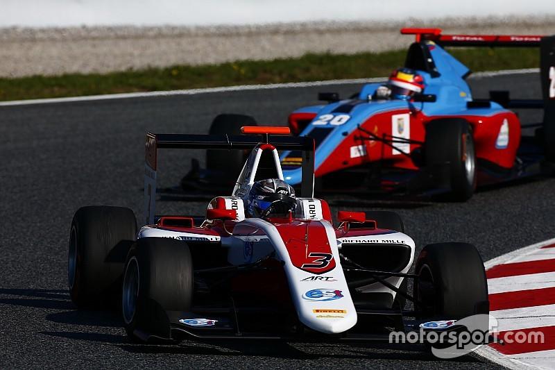 Albon - Tous les pilotes peuvent briller en GP3