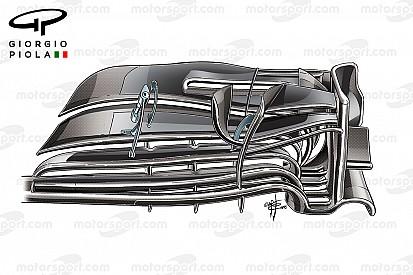 Технический анализ: что новенького у McLaren