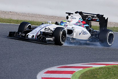 Massa a conclu les tests de Williams pour 2017... et 2016 !