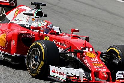 """Fuoco: """"Le nuove componenti Ferrari hanno dato esito positivo"""""""