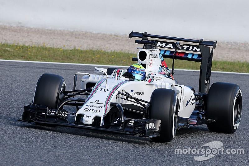 Massa diz que mudança aerodinâmica pode ajudar carro de 2016