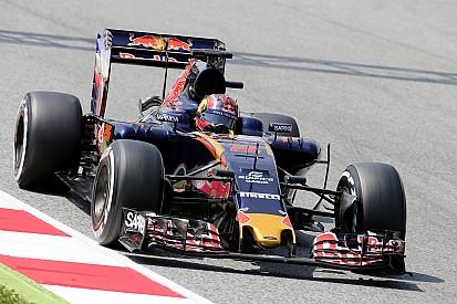 Kvyat Toro Rosso ile geçirdiği verimli günden memnun