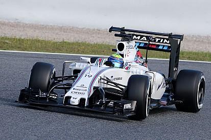 马萨希望威廉姆斯激进空动套件将有助于当前赛车