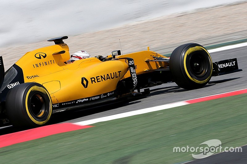 La télémétrie confirme les progrès du moteur Renault