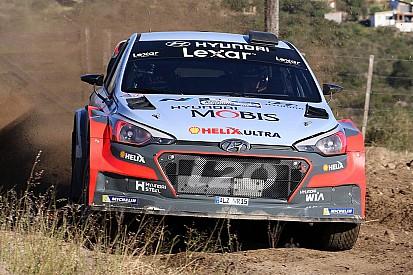 Portogallo, Shakedown: Hyundai in vetta con Neuville e Sordo
