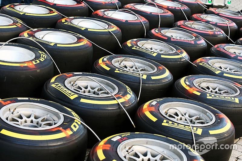 Pirelli anuncia compostos para o GP da Hungria