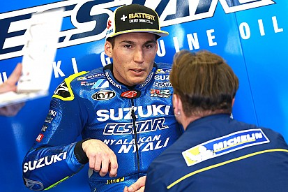 """Espargaró: """"Pensaba que era más importante para Suzuki"""""""