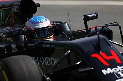 McLaren ya desarrolla el coche de 2017