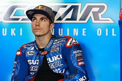 Suzuki не хватило времени, чтобы убедить Виньялеса