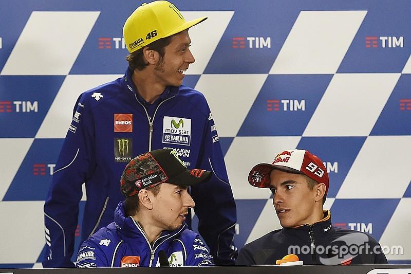 """Rossi: """"Hasta yo necesitaría un par de guardaespaldas"""""""
