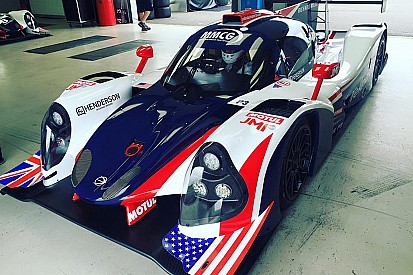Martin Brundle klaar voor terugkeer op Le Mans na goede testdag