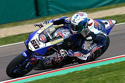 Injured Guintoli to miss Donington, aims for Misano return