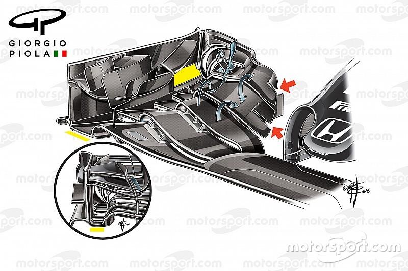 Análise técnica: os detalhes das atualizações da McLaren