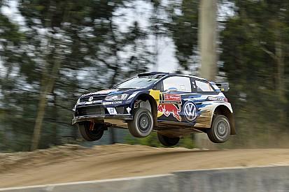 Ogier manda en el primer día del Rally de Portugal