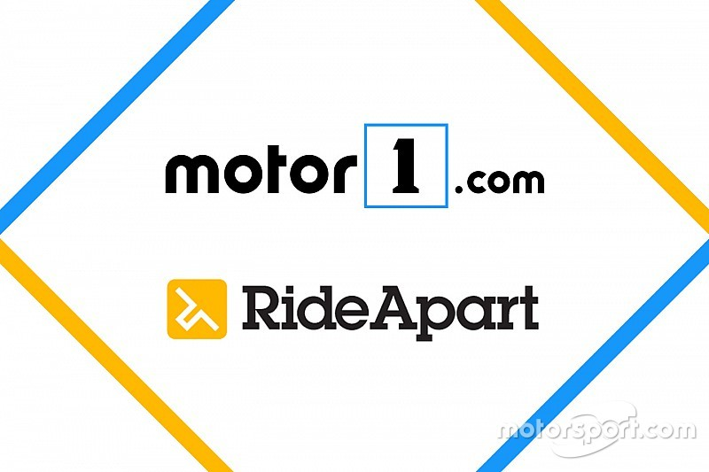 Motor1.com adquire RideApart.com, plataforma líder em motos
