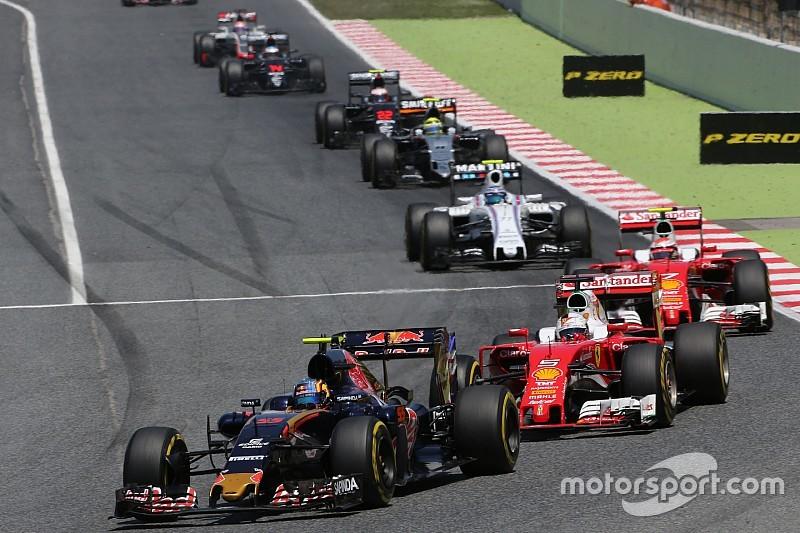 分析:西班牙大奖赛中的幕后英雄