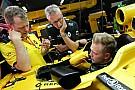 Роль Магнуссена в Renault