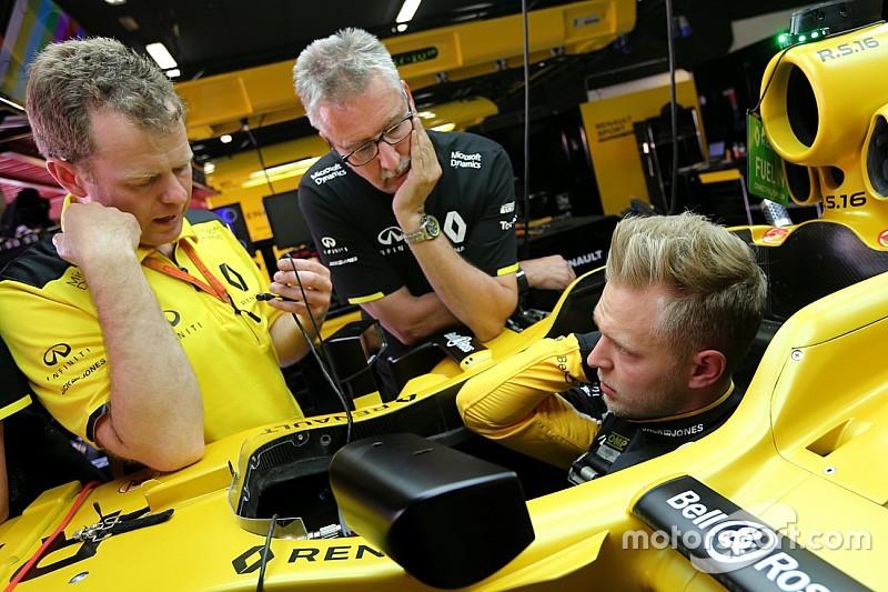 """Роль Магнуссена в Renault """"важнее"""", чем в McLaren"""