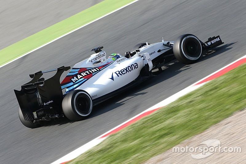 Por regras novas, Williams já foca em carro de 2017
