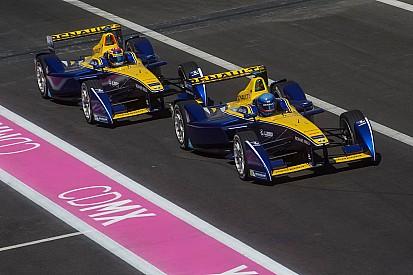 Renault e.dams confirme Buemi et Prost pour une troisième saison