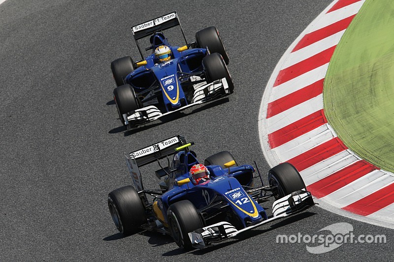 Sauber no es el único equipo con dificultades en F1