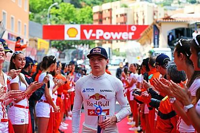 """Max Verstappen over Monaco: """"Volgas door de chicane"""""""