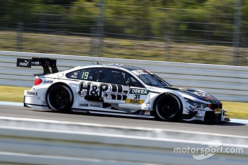 BMW y Tom Blomqvist toman la delantera en Spielberg