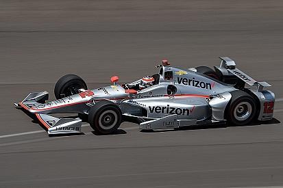 Les vitesses bondissent à Indy à l'occasion du Fast Friday