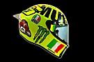 Rossi en Dovizioso presenteren Mugello-helm