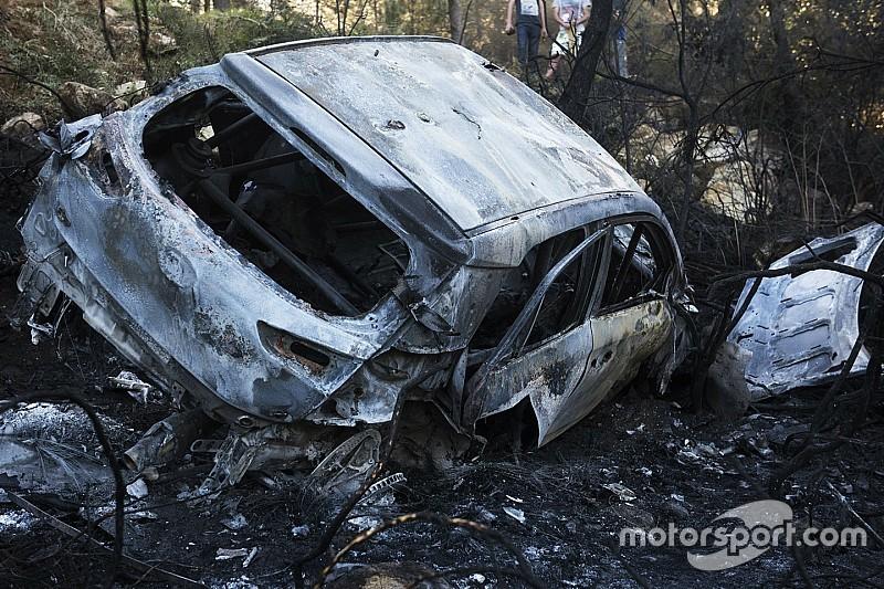 Portogallo: ecco la Hyundai di Paddon dopo il rogo della PS5!
