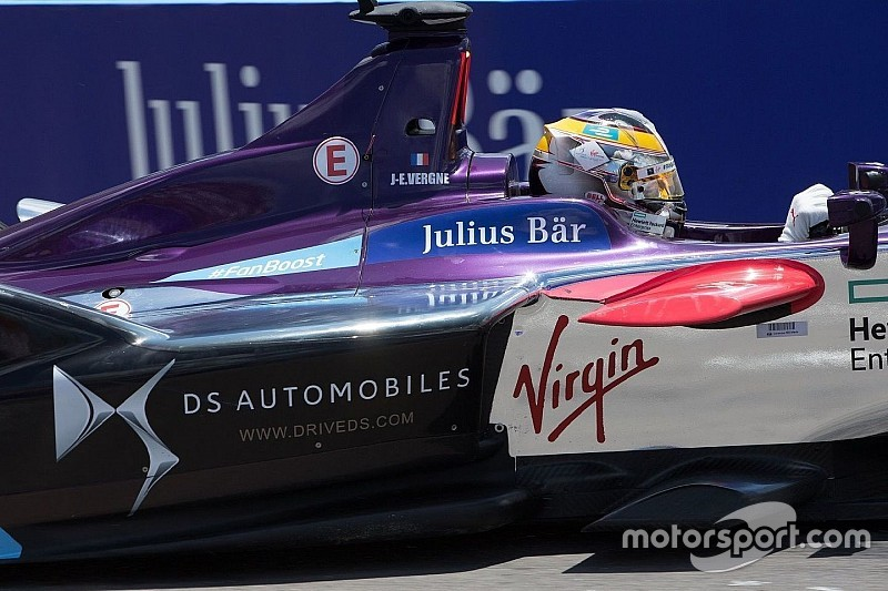 ベルリンePrix予選:ベルニュがPPでブエミ2位。ディ・グラッシは10番手に沈む