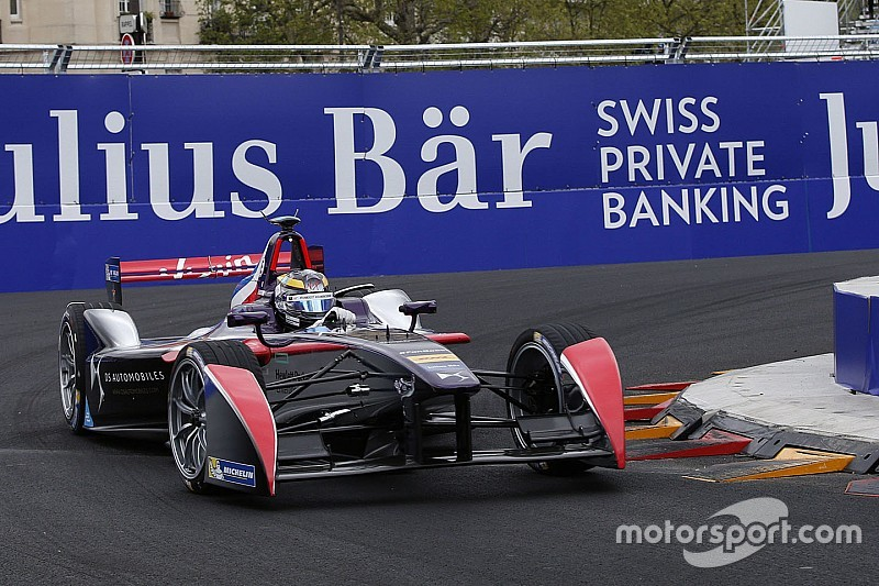 Formel E in Berlin: Pole-Position für Jean-Éric Vergne, Lucas di Grassi nur Zehnter