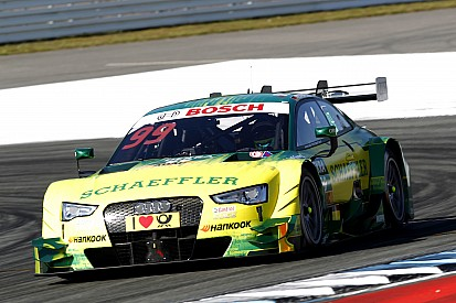 DTM Spielberg: Mike Rockenfeller snelste in tweede training