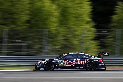 Виттман выиграл первую квалификацию на Red Bull Ринге