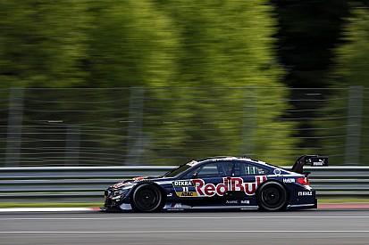 Wittmann por delante de Blomqvist en la primera clasificación