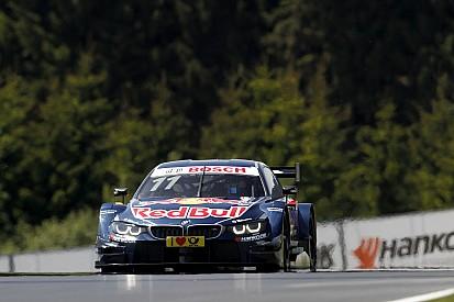 Course 1 - Wittmann sort vainqueur de la démonstration BMW