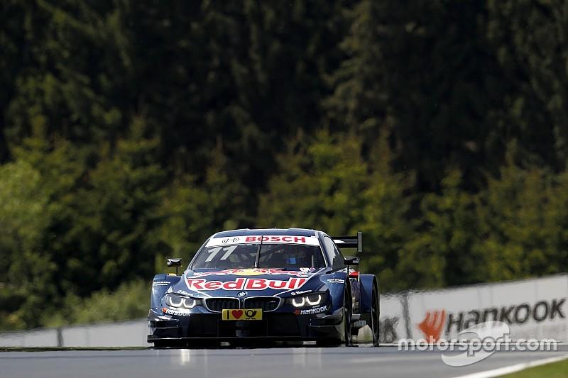 Wittmann lidera un doblete de BMW con abandono de Juncadella en la Race 1